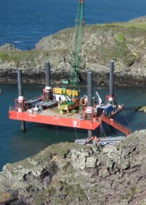 Sofia Offshore Site Investigation Enters Final Stretch