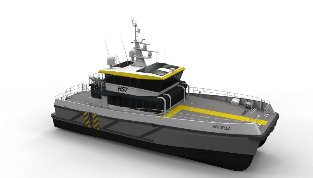 High Speed Transfers Orders Hybrid Chartwell 24 CTV