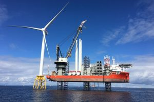 SSE: Ireland Needs 1 GW of Offshore Wind by 2025 to Meet 5 GW by 2030 Target