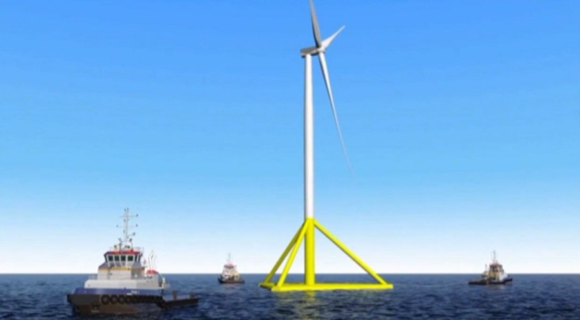 Plans Emerge for Italy's First Floating Wind Farm