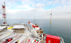Ørsted Picks Semco Maritime for Substation Maintenance Work in Germany