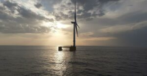 Termination and Testing of WindFloat Atlantic Cables Completed