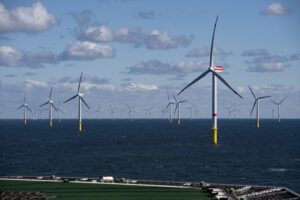 Trianel Windpark Borkum II Commissioned