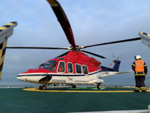 Ørsted Taps CHC for Hornsea Two Helicopter Services