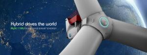 MingYang Unveils Hybrid-Drive 11 MW Offshore Wind Turbine
