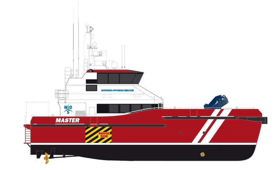Northern Offshore Services Fleet Welcomes Two New CTVs