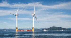 Carbon Trust Forecasts 70 GW of Floating Wind by 2040