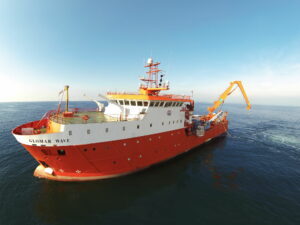 Rovco to Use Glomar Wave for Offshore Wind ROV Campaigns
