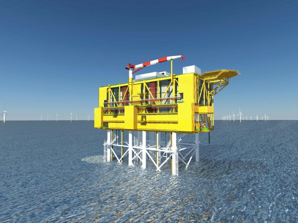 IV-Offshore Joins Sofia HVDC Platform Team
