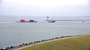 8,000 Tonnes of HKZ Alpha Cables Arrive in Rotterdam