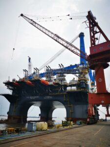 OOS New SSCVs Undergoing Final Touches