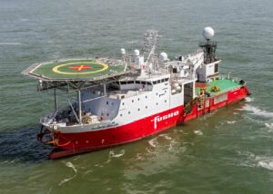 Fugro to Investigate Hollandse Kust (noord) Site