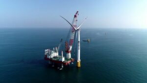 Quarter of New Offshore Wind Capacity to Be in China