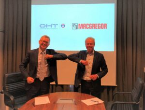 MacGregor Equipment for New OHT Heavy Lifter