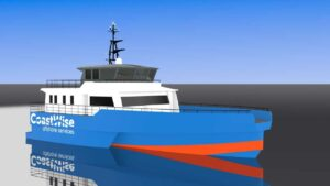 New Offshore Wind Service Vessel Coming to Market