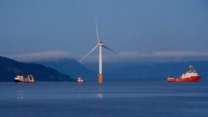 Scots Developing Novel Lifting Solution for Offshore Wind