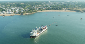 LOC Wraps Up French Offshore Wind Work