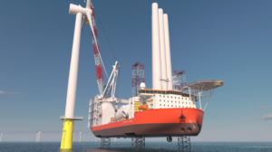 Swire Blue Ocean Eyes Next-Gen Wind Farm Installation Newbuilds