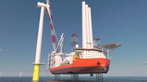 Swire Blue Ocean Eyes Next-Gen Wind Farm Installation Newbuilds