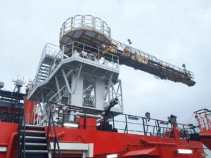 Esvagt Dana Readying for Dutch, Belgian Offshore Wind Farms
