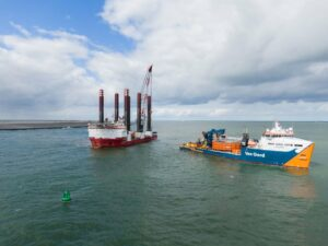 Export Cable Installation Starts at Hollandse Kust (zuid)