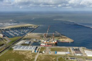 DHSS Opens New Support Base at IJmuiden Port
