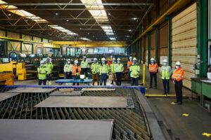 Smulders, ENGIE Start Working on Hollande Kust Noord Substation