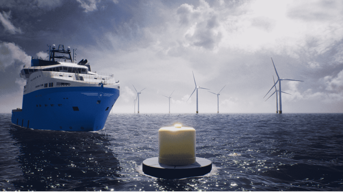 Ørsted and Maersk to Test Offshore Vessel Charger