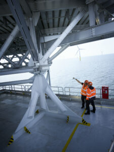 Cathie to Work on Future Belgian and German Offshore Grid Links