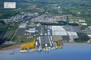 UK Makes First Step to Support Large Scale Offshore Wind Portside Hubs