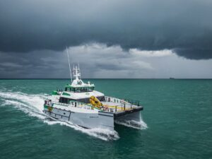 Damen Fast Crew Supplier Obtains ABS Approval in Principle