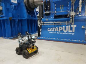 ORE Catapult and ORCA Hub Join Forces for Robotics in Offshore Renewables