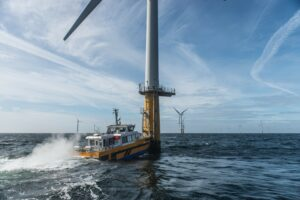 RWE Renewables Orders Machine Learning Tool for Turbine Access
