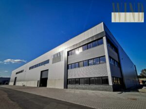 WIND Opens New Cable Warehouse