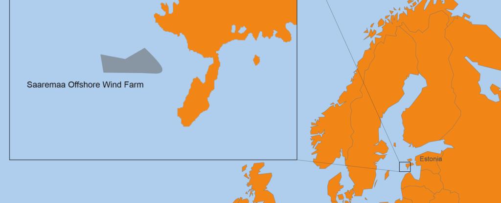 Van Oord Takes Stake in Estonian Offshore Wind Developer
