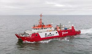 Awel y Môr Completes First Seabed Study