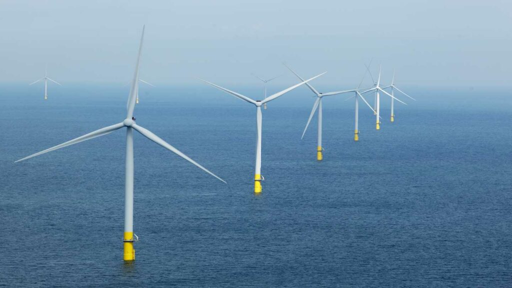 Largest Dutch Offshore Wind Farm Nears Full Commissioning