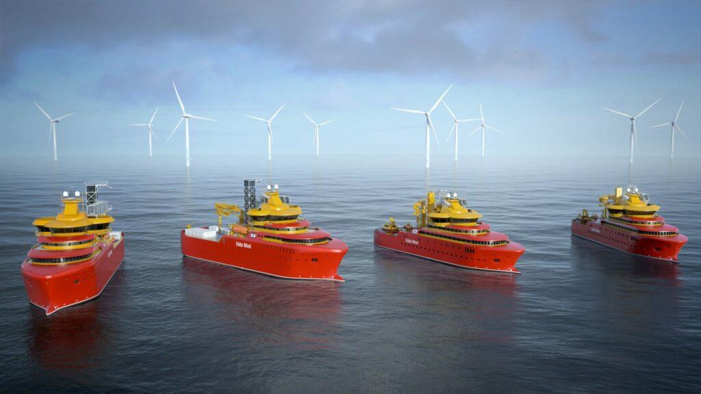 Optimarin Kit for Edda Wind Newbuilds