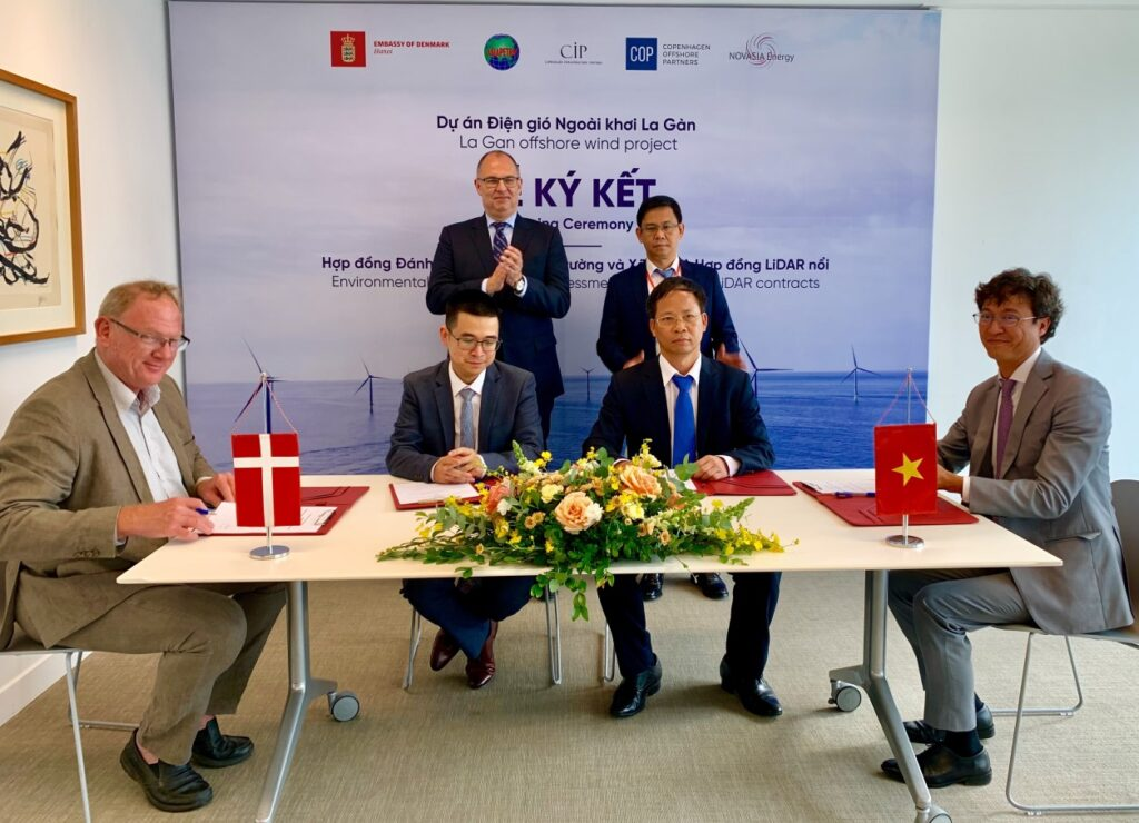 Site Investigation Work Awarded for 3.5 GW Vietnamese Offshore Wind Farm