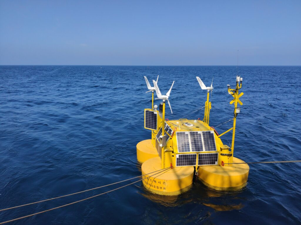 Partrac and EOLOS Wrap Up Floating Lidar Campaign Offshore Ireland