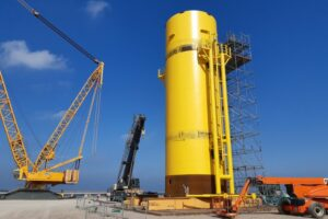 Vattenfall Readying for HKZ Construction with Mock-Up Trials