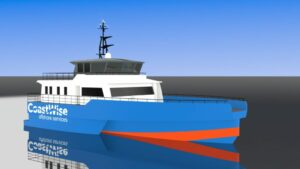 Coastwise Offshore Services Orders Second Monomaran
