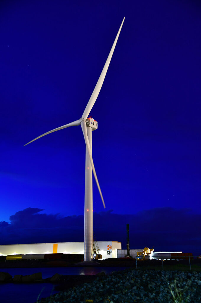GE Haliade-X 12 MW Turbine Secures Full Type Certificate