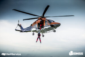 DHSS to Provide Heli Support for MHI Vestas O&M Ops at Deutsche Bucht