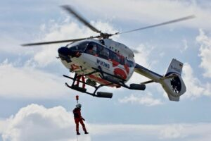Wiking Helikopter Inks Two Contracts for German North Sea Projects