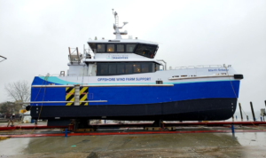 New Atlantic Wind Transfers CTV Soon Ready for Offshore Wind