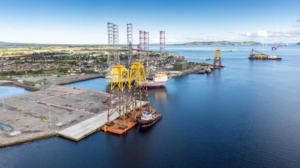 Cromarty Firth Ideal for OW Marshalling and Assembly Hub