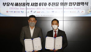 South Koreans Form Floating Wind Alliance