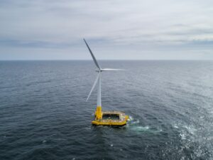 California State Lands Commission Reviewing Two Floating Wind Applications