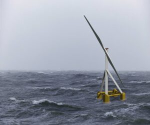 Germans Developing Self-Aligning Floating Wind Turbine
